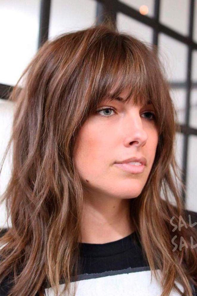 Nouvelle Tendance Coiffures Pour Femme  2017 / 2018   15 coups de cheveux les plus jolis pour les cheveux longs pour 2017 Essayez une de ces coupes de cheveux sexy pour