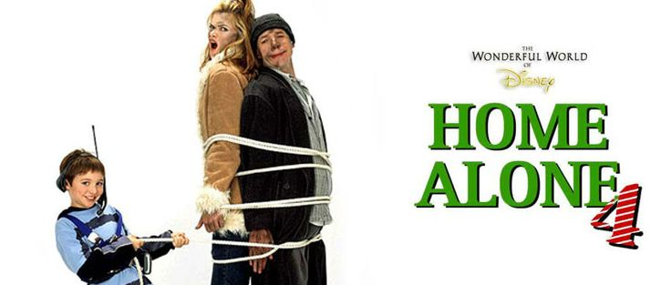 Home Alone 4 Online Watch Free Comedy Movie