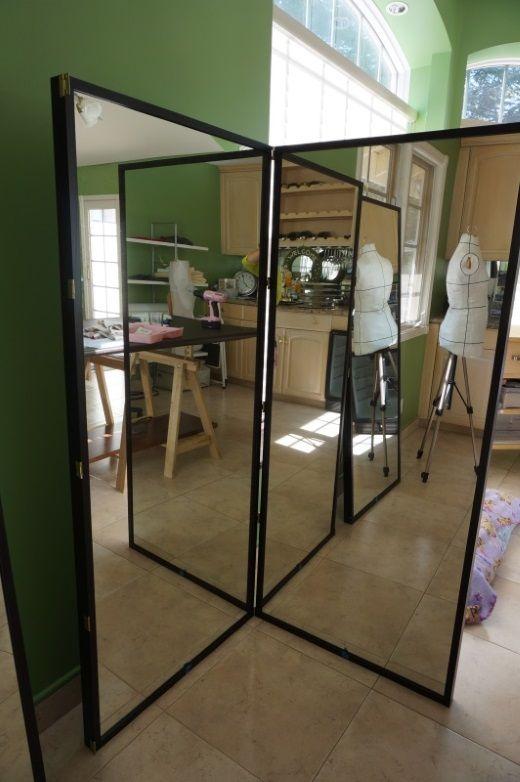 Three Way Mirror Tutorial
