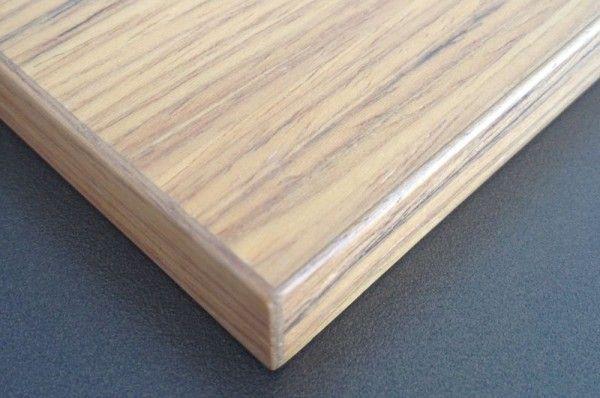 Pannello in legno #TEAK