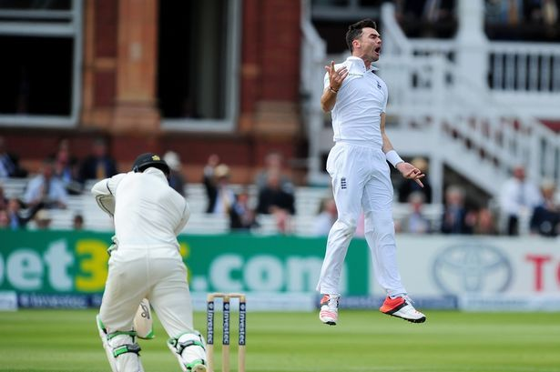 The 'Old Burnley Express' Jimmy Anderson will get the initials OBE for a much better reason this weekend.