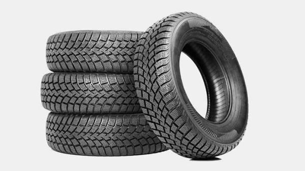 DIY Tyres Seating for Garden