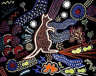 Aus & NZ: Aboriginal Dot & Symbol Art.Teach a bit about Aboriginal art in Australia while asking students to create their own versions.