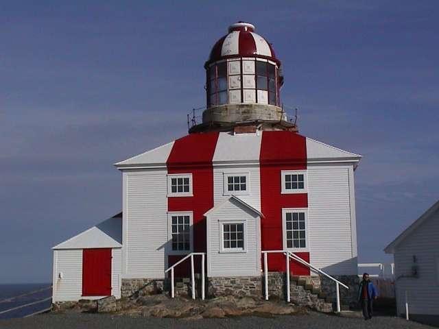 Bonavista lighthouse, Newfoundland