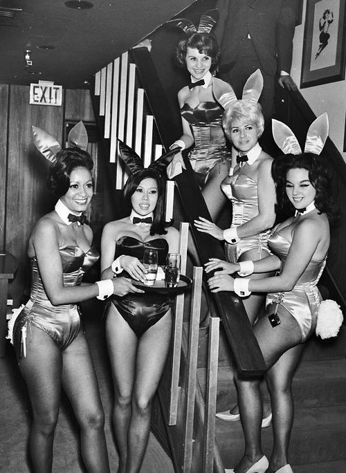 Retro bunny girl galleries