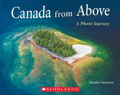 Spectacular aerial photographs show you a whole new way to see some of our country's most fascinating natural and man-made features -- waterfalls and waterslides, forts and farms, badlands and belugas