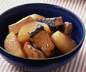 ぶり大根 | 武蔵裕子さんのレシピ【オレンジページnet】プロに教わる簡単おいしい献立レシピ