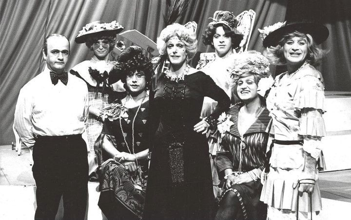 Edgard Guillén fue el primer actor peruano en tocar el tema de la homosexualidad.