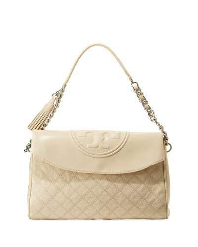 4cf5b5213 ShopStyle Collective. Tory Burch Fleming Distressed Leather Hobo Bag ...