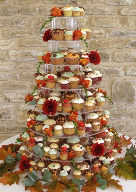 Cupcake cakes ;)