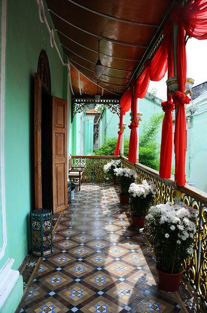 Pinang Peranakan Mansion - Penang, Malaysia