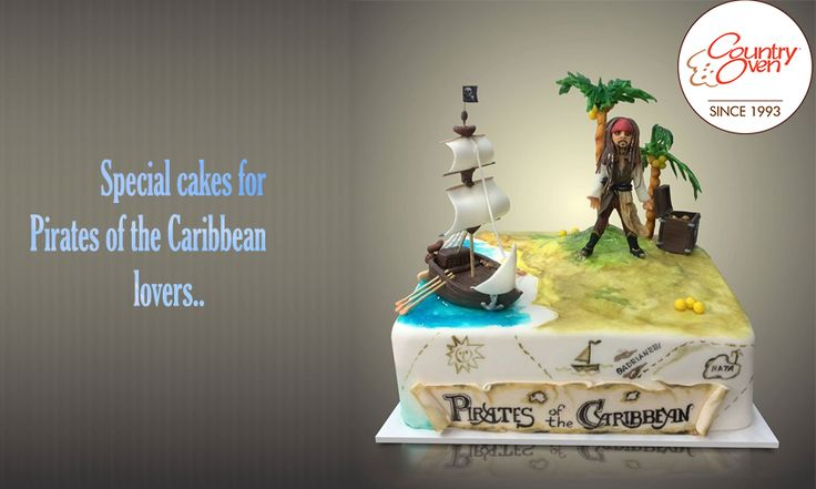 The Pirate Invitation, it's a #Party!