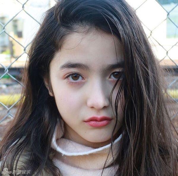 Mẫu nhí lai Nhật - Pháp 13 tuổi khiến netizen xứ Trung điên đảo - Ảnh 5.
