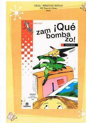 ¡QUÉ ZAMBOMBAZO! - Buscar con Google