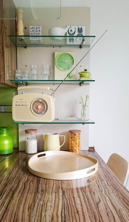32 best #Retro images on Pinterest Ad home, Kitchens and Retro - dekoration wohnzimmer grun