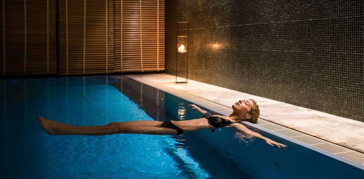 Wellnessurlaub am Scharmützelsee: 2 Tage zu zweit im 4-Sterne Hotel in Bad Saarow mit Frühstück, Fahrradverleih + Spa-Landschaft ab 60 € pro Person - Urlaubsheld | Dein Urlaubsportal