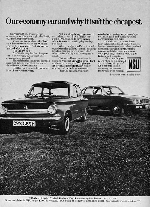 nsu 1970