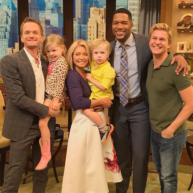 Neil Patrick Harris and David Burtka's Twins Make Their TV Debut!
