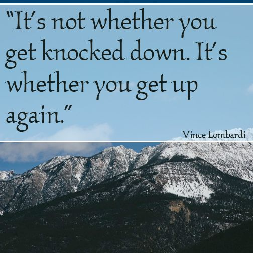 Quotes On Falling And Getting Back Up: 1000+ Ideas About Get Back Up On Pinterest