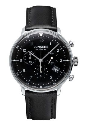 Junkers Bauhaus Chronograph Watch $385