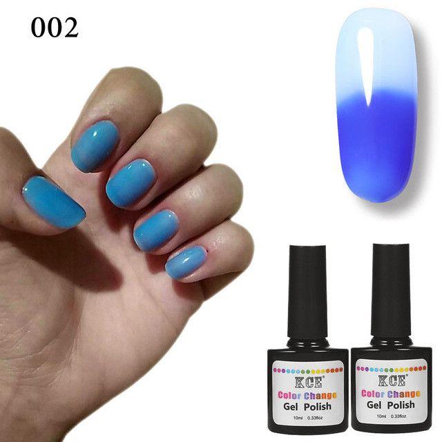 Temperature Change UV Gel Nail Polish