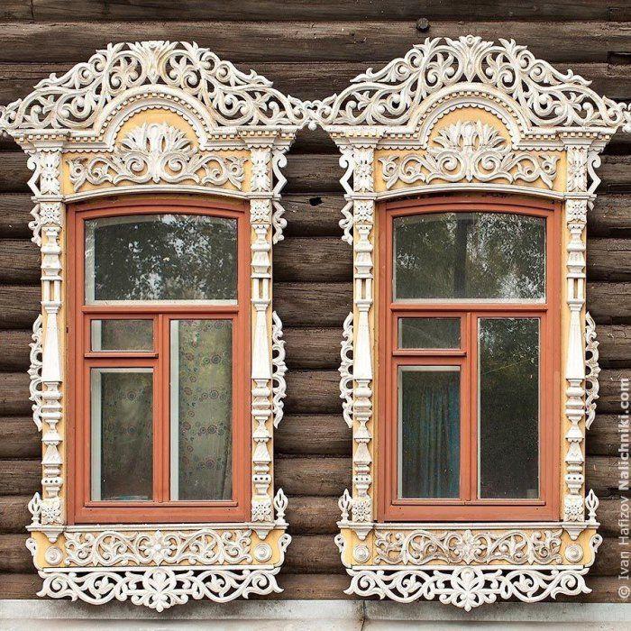 О чём рассказывают оконные наличники русских домов: символизм в деревянном зодчестве