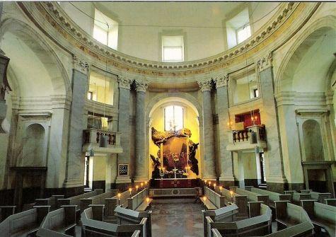 drottningholms slottskyrka
