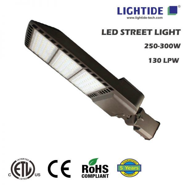 Slim Led Parking Lot Lights Shoebox Lights 300w 130 Lpw Equivalent As 1000 Watts Metal Halide Parkin Led Parking Lot Lights Led Street Lights Street Light