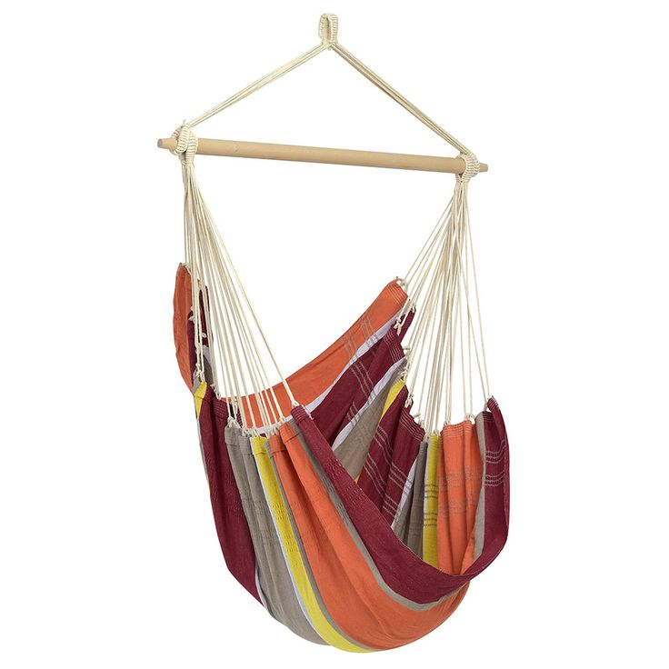 Brazilian Hammock Chair: Acerola: Byer of Maine