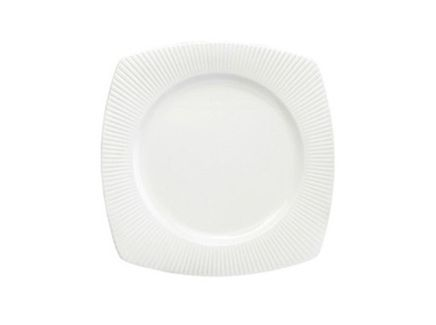Тарелка квадратная 25 см