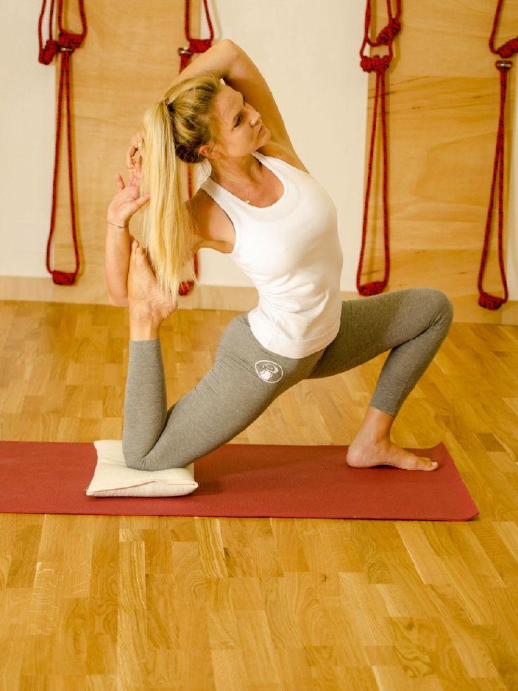 Unsere Yoga-Videos sind eine ideale Beschäftigung, wenn