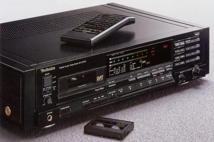 Technics SV-D1100 (around 1989)