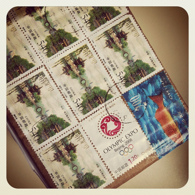 Vintage Chinese Calendar : Best images about chinese stamps on pinterest vintage