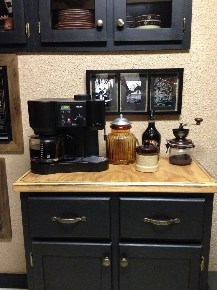 Coffee Bar Home Projects Ideas Decor Pinterest