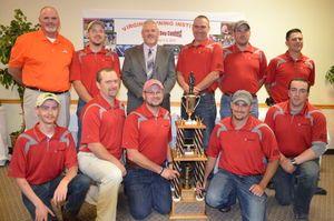 Virginia Mining Institute Mine Rescue Contest
