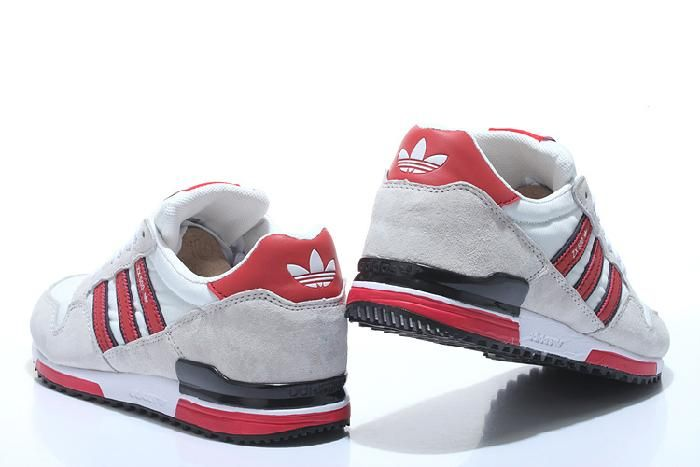Rabatt Adidas Zx 500 Rot Weiß Laufschuhe Bestellen - Adidas Originals Zx 750 Schwarz