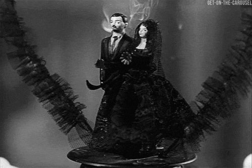 addams family wedding cake topper 114 best images about the on wednesday 10540