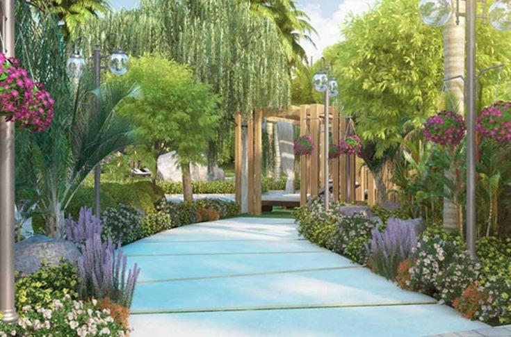 biệt thự marina hill villa và những hàng trầm hương
