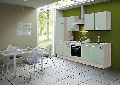 Küchenzeile ohne E-Geräte »Skagen«, Breite 270 cm - nicht für Geschirrspüler geeignet Online Shop - Kaufen beim QUELLE Versand