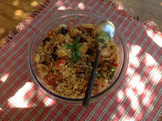 Summer  cous cous   # Pin++ for Pinterest #
