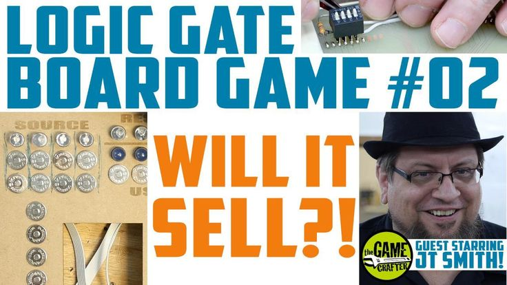 Learn about Ben Heck's logic gate board game: Fun with LCD displays http://ift.tt/2qlD2pF on www.Service.fit - Specialised Service Consultants.
