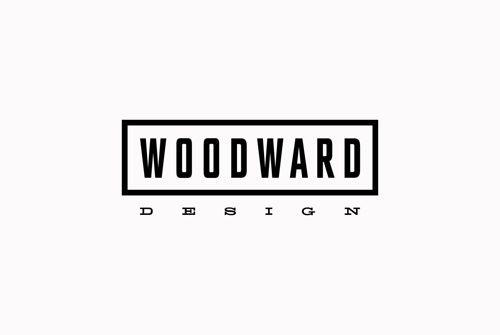 Woodward Design - Logo Design www.kristingibson.ca