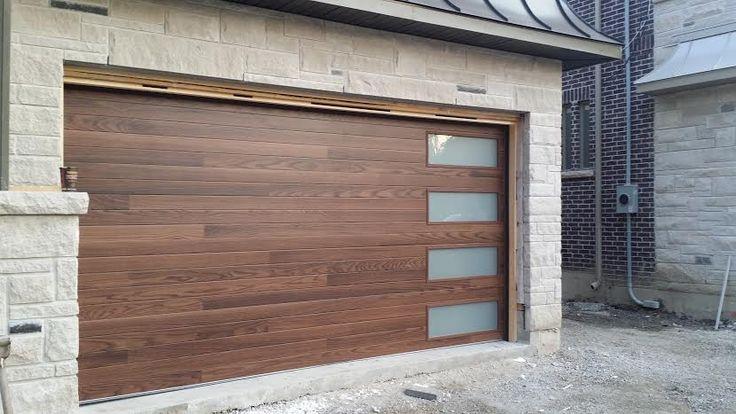 Modern Wood Garage Doors  And Modern Contemporary Garage Doors By Www Modern Doors 13