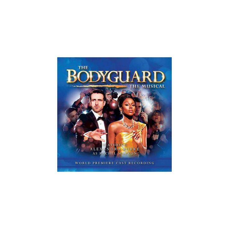 Original Soundtrack - The Bodyguard (Original London Cast Recording) (CD)