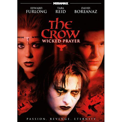 Amazon.com: The Crow: Wicked Prayer: Dennis Hopper, Danny Trejo, David Boreanaz, Edward Furlong, Tara Reid: Movies & TV