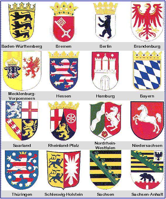 Wappen der Bundesländer