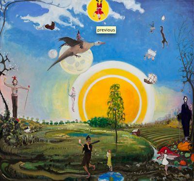 """Pagans,"" Verne Dawson, 2009-10"