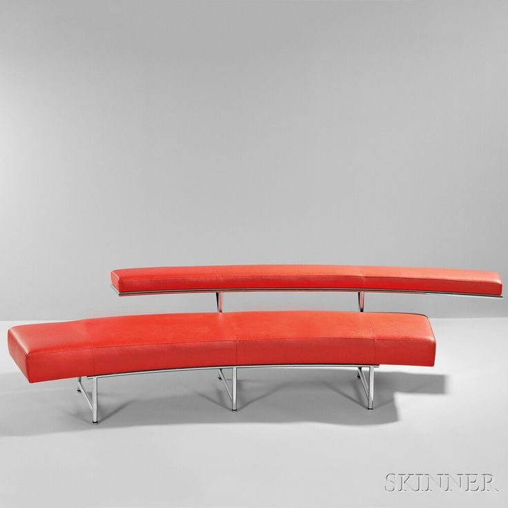Eileen Gray Monte Carlo Sofa. | Auction 2912M | Lot 365 | Estimate $2,500-$3,500