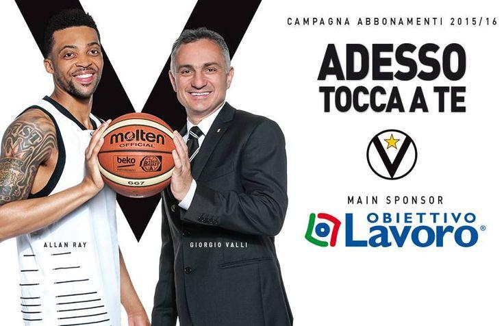 Virtus Pallacanestro - campagna abbonamenti 2015-2016 http://www.lelecorni.com/2015/06/virtus-pallacanestro-campagna-abbonamenti-2015-2016/   #lelecornistudio