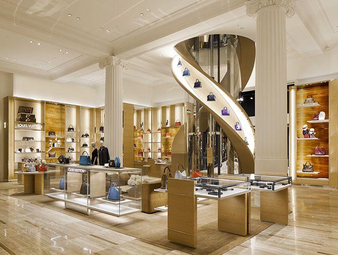 Curiosity Design Studio: Louis Vuitton